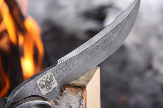 Нож Куябрик своими руками
