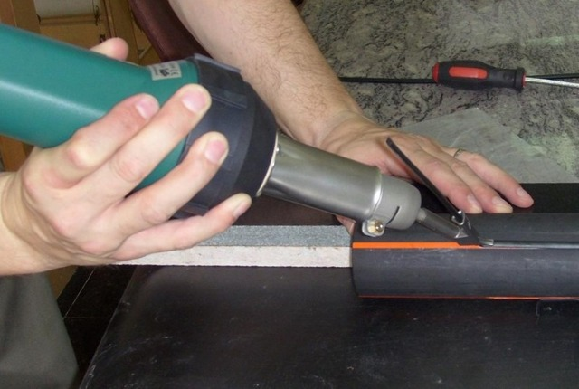 Как сделать фен своими руками