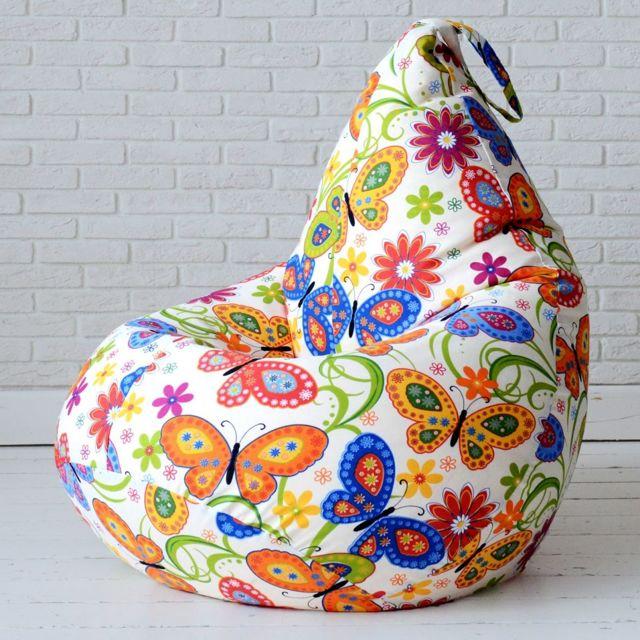 Кресло -  мешок своими руками