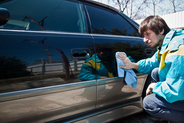 Полировка авто своими руками