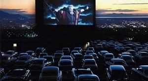 Походный кинотеатр своими руками