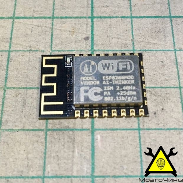 Измеритель сигнала wi-fi своими руками