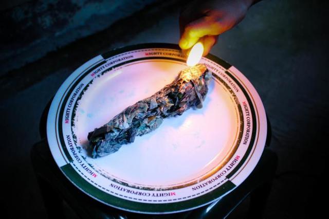 Дым без огня своими руками