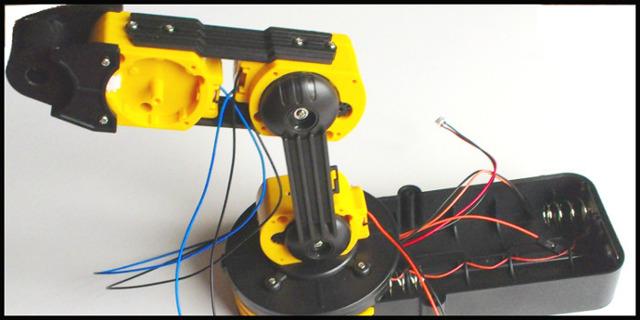 Робот Боб своими руками