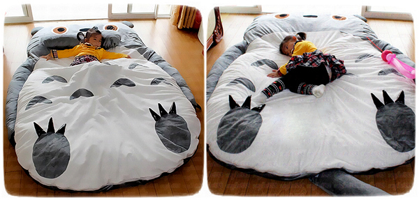 Кровать «мешок» своими руками