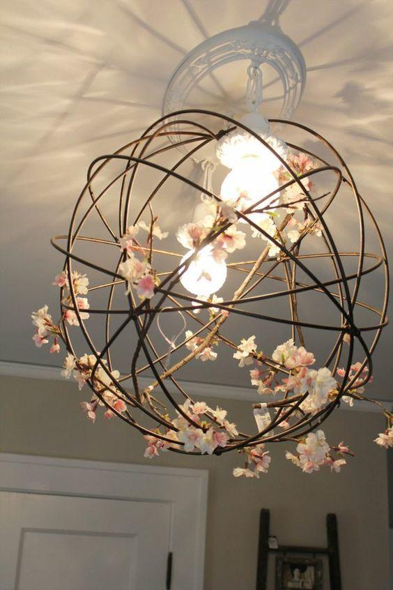 Креативный светильник из фанеры своими руками