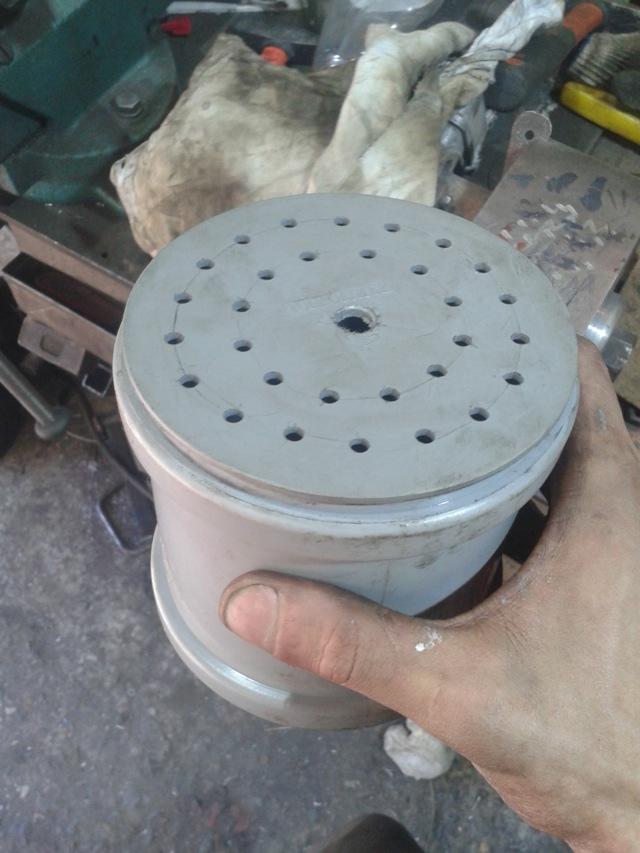 Мощный компрессор своими руками