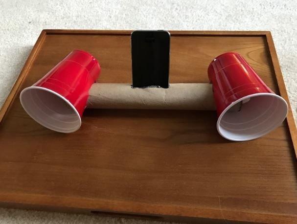 Музыкальная колонка для телефона своими руками