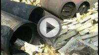 Получение древесного угля своими руками по примитивной технологии