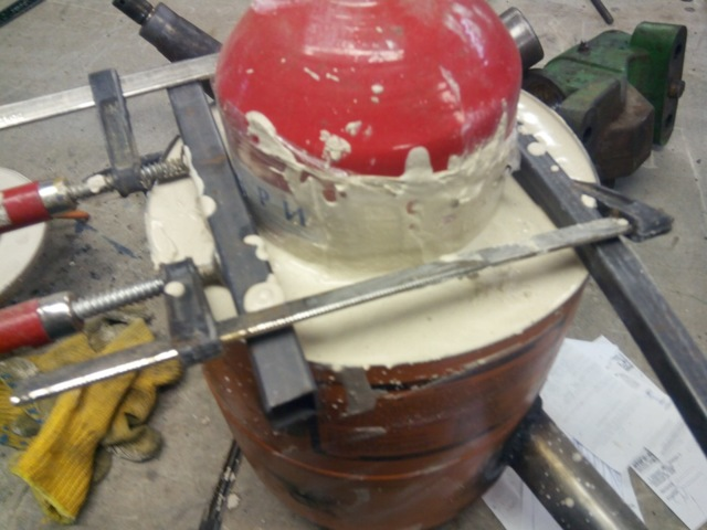 Инжекционная горелка для плавильной печи своими руками