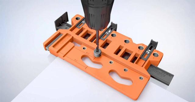 Приспособление для изготовления шкантов различных диаметров своими руками