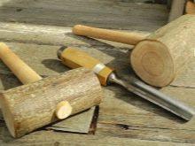 Деревянный молот своими руками