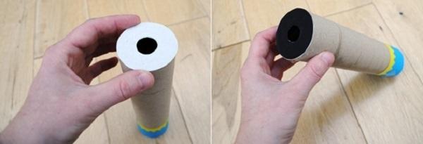 Делаем талейдоскоп своими руками
