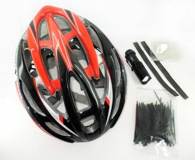 Крепёж для фонарика на велосипед своими руками