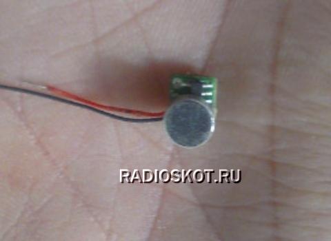 Радио-жучок своими руками