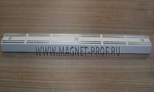 Самодельная магнитная доска для ножей своими руками