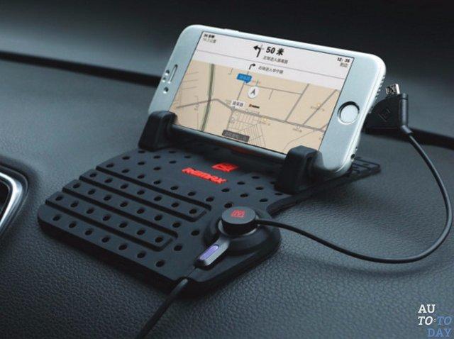 Стойка-держатель для телефона в авто своими руками