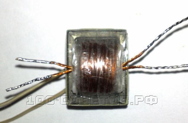 Мощный электрошокер своими руками