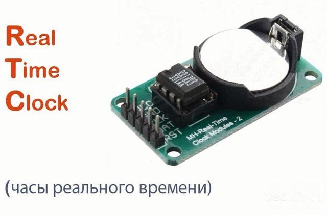 Цифровые светодиодные часы своими руками