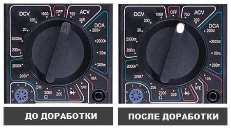 Паяем мультиметр dt-830b своими руками