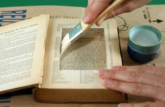 Тайник из книги своими руками