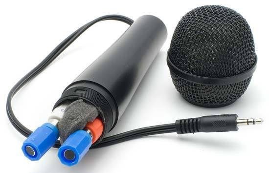 Петличный микрофон с усилителем своими руками