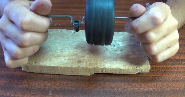 Соленоидный двигатель своими руками