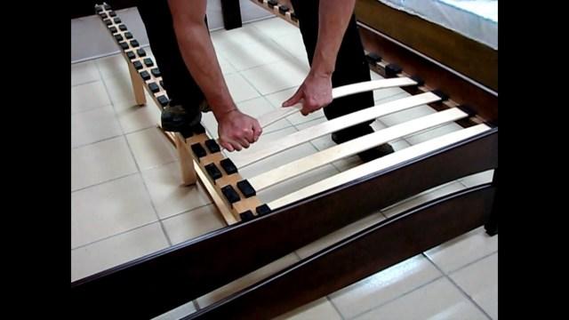 Как сделать кровать из шкафа своими руками