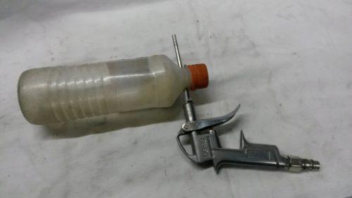 Пескоструй для компрессора своими руками