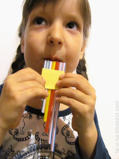 Как сделать флейту (свирель) своими руками