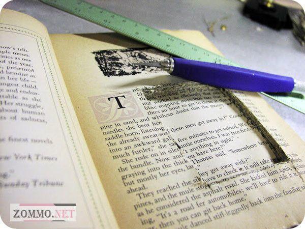 Настольные часы библиотекаря своими руками