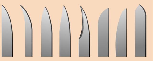 Классический нож Боуи своими руками