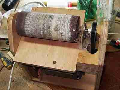 Шлифовальный станок своими руками из фанеры