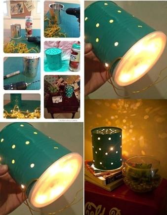 Крутящийся светильник своими руками или волшебный ночник