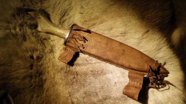 Ножны из кожи своими руками
