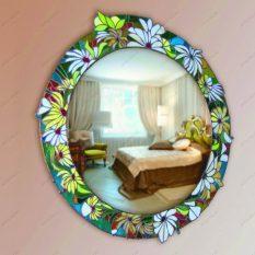 Как сделать декоративное зеркало своими руками