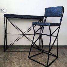 Барный стул своими руками